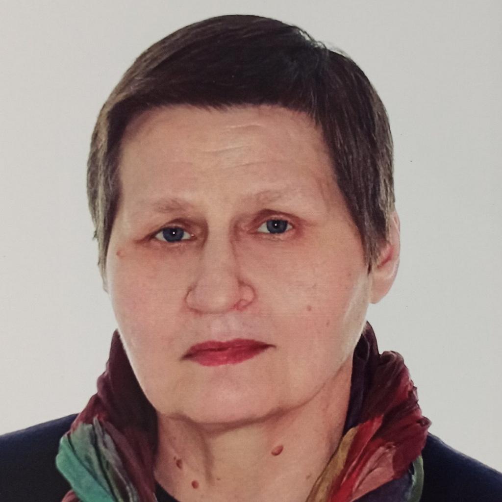 Елена Худолей