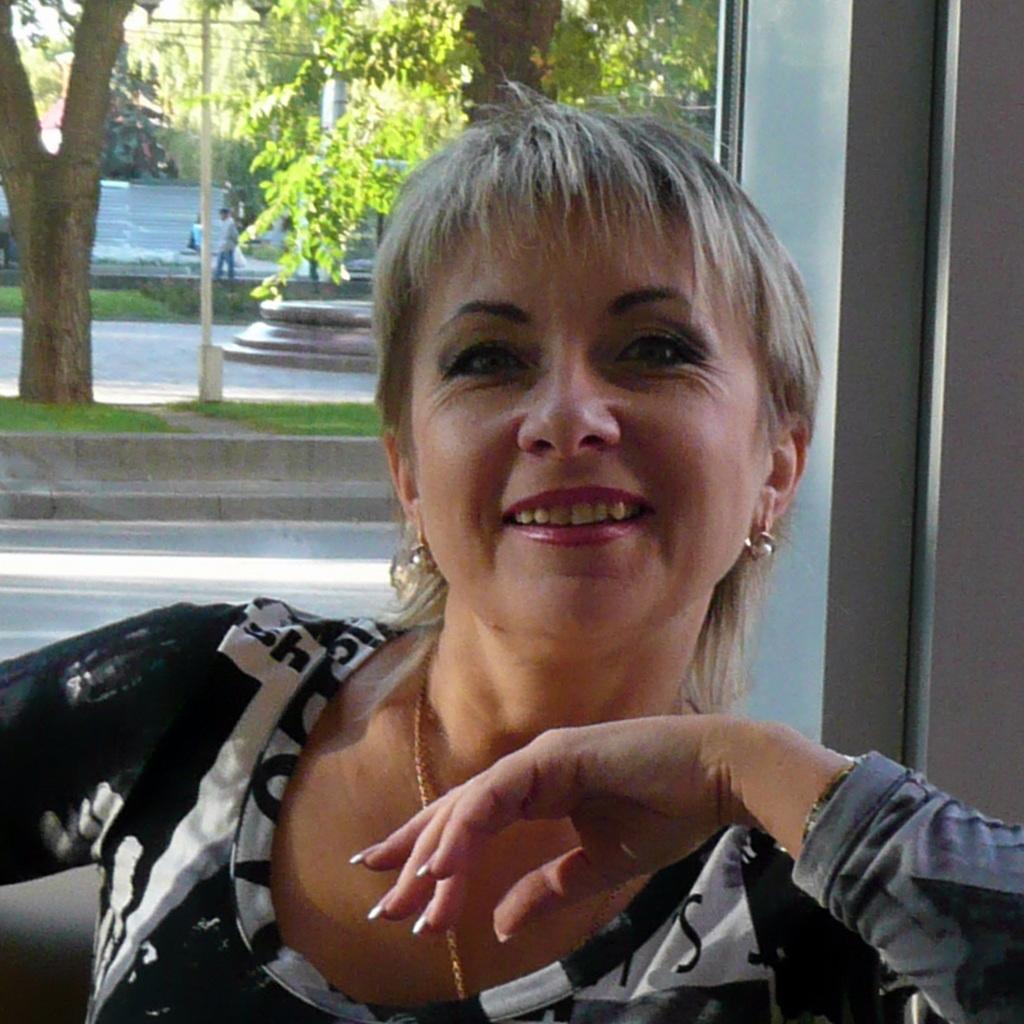 Liudmila Zaitenidi