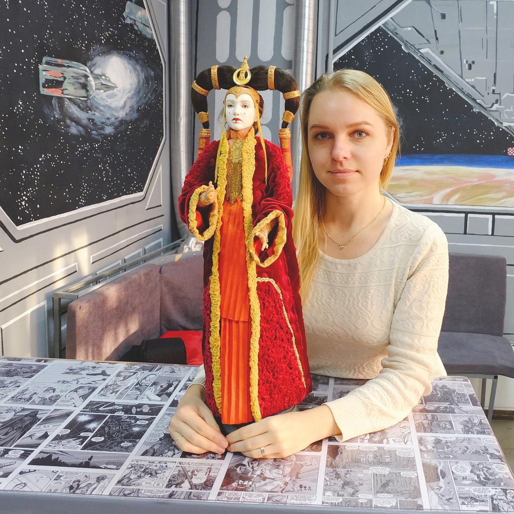 Tatiana Danilenko1